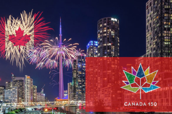Canada Day celebrations and activities in Toronto