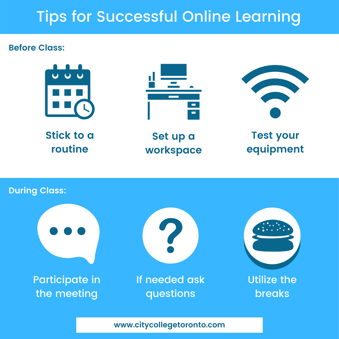 Success For Online Learning